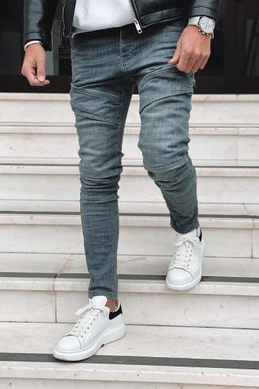 Jean Skinny gris à poches / Project X - TP21032