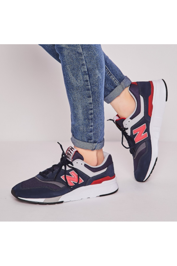 look new balance rouge