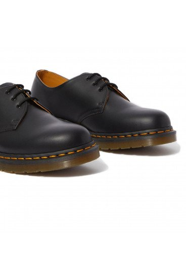 Chaussures 1461 Black Smooth / Dr Martens