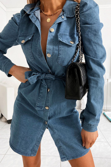 Purchase Chemise Robe Jean Femme Up To 60 Off